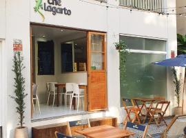 Che Lagarto Hostel Ipanema, hostel in Rio de Janeiro
