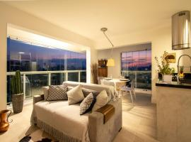 Beautiful Penthouse with Jacuzzi by BnbHost, hotel with jacuzzis in Sao Paulo
