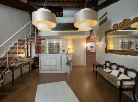 Hotel Alma Domus, hotel in Siena