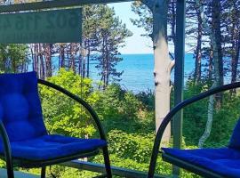 SEA & YOU Apartament z widokiem na morze - Dwie Sosny, hotel with jacuzzis in Ustronie Morskie