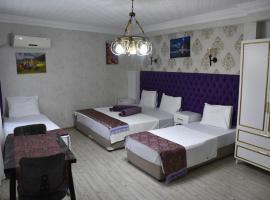 Hamdi cafe apart, apartment in Istanbul