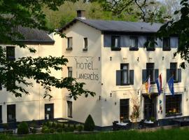 Hotel Lamerichs, hotel dicht bij: Luchthaven Maastricht-Aachen - MST, Valkenburg