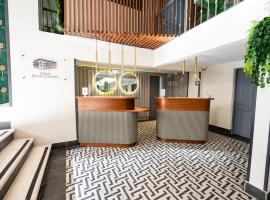 """Gran Hotel Europa, In the Heart of Colonial City """"Completely Renovated"""", hotel en Santo Domingo"""