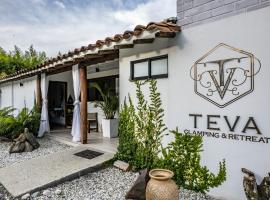 TEVA Glamping & Retreat, luxury tent in Rionegro