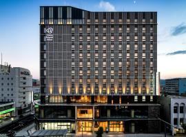 Daiwa Roynet Hotel Yamagata Ekimae, hotel in Yamagata