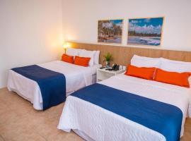 Sun City Rota das Emoções, hotel in Camocim