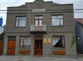 HOTEL CHALET CHAPITAL, hotel in Punta Arenas