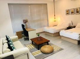 Oasis Boutique Hotel,西哈努克的飯店