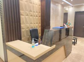 Hotel Oyster Suite Andheri West, hotel in Mumbai