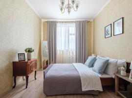 Апартаменты с евроремонтом, hotel in Moscow