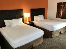 Howard Johnson by Wyndham Spokane, hotel in Spokane