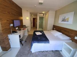 Hotel Vision Express, Setor Hoteleiro Norte, hotel near Square of the Three Powers, Brasilia