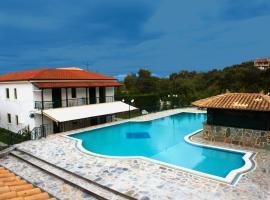 Corifo Village, pet-friendly hotel in Acharavi