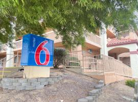 Motel 6 Barstow, CA I15 and Lenwood Road, hotel in Barstow