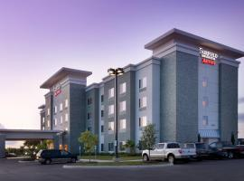 Fairfield Inn & Suites by Marriott New Braunfels, hotel near Comal River Tubing, New Braunfels