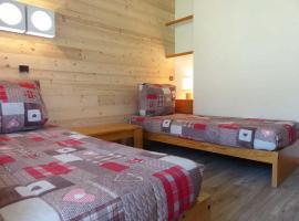Appartement Bellentre, 1 pièce, 4 personnes - FR-1-329-41, alquiler vacacional en Bellentre
