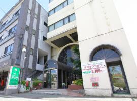 Hotel Green Tohoku, hotel in Yamagata