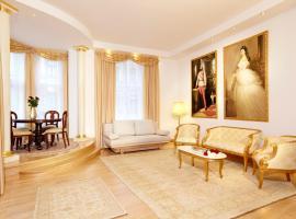 Kaiserin Sisi, apartment in Vienna