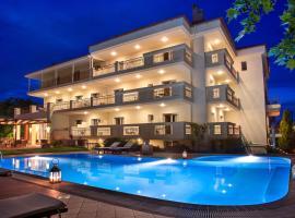 Electra Hotel: Stavros şehrinde bir otel