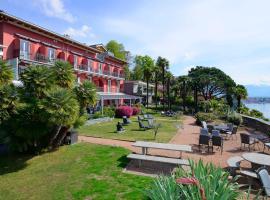 Hotel Collinetta, hotel ad Ascona
