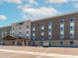 WoodSpring Suites Bakersfield Airport, hotel v destinaci Bakersfield