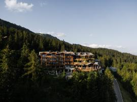 LeCrans Hotel & Spa, hotel in Crans-Montana