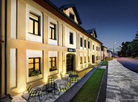 Kalix Boutique Hotel, hotel Poprádon