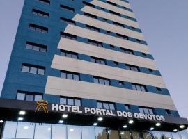 Hotel Portal dos Devotos, hotel em Aparecida