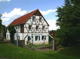 Ferienhof An der Weide, Hotel in der Nähe von: Kurhaus Gohrisch, Kurort Gohrisch