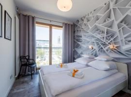 GO Apartments Varsovia Kolejowa – niedrogi hotel w Warszawie