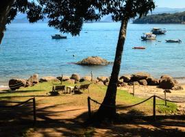 Fauna, hotel near Proveta, Praia do Bananal