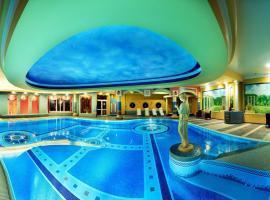 Papuga Park Hotel Wellness&Spa – hotel w Bielsku Białej