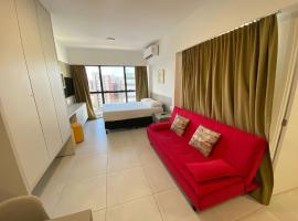 Edificio Time - Apto 1025, hotel with jacuzzis in Maceió
