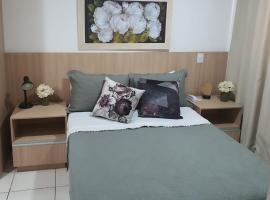 Flat no Life Resort com vista incrível do Lago, apartamento em Brasília