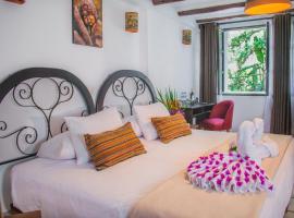 Vilas Insight Hotel Machupicchu, hotel in Machu Picchu