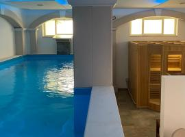 Tysandros Hotel Apartments, отель в Джардини-Наксосе