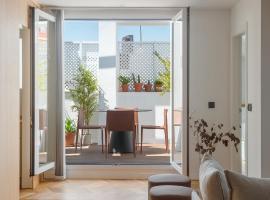 Hommyhome Albareda Penthouse, hotel conveniente a Siviglia