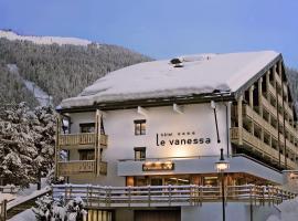 Hôtel Vanessa, hotel in Verbier
