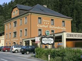 Hotel Gasthof Stefansbrücke, hotell i Innsbruck