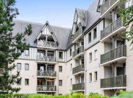 Résidence Pierre & Vacances Les Embruns, hotel in Deauville