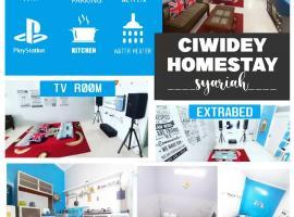 Ciwidey Homestay, villa in Ciwidey