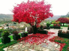 Philoxenia Hotel, hotel near Macedonian Tombs of Komnina, Paranesti