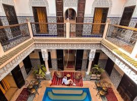 Riad Medina Art & Suites, hotel in Marrakesh