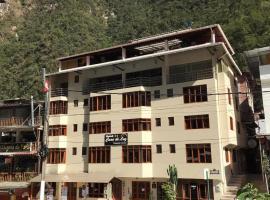 Casa De Luz Hotel, hotel in Machu Picchu