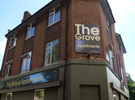 Grove Apartments, apartment in London