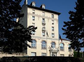 Hôtel-Club Cosmos, hôtel à Contrexéville