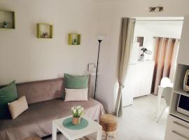 Appartement La Pinède, hotel near Gruissan Casino, Gruissan