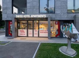 Swiss Hotel Apartments - Interlaken, apartment in Interlaken