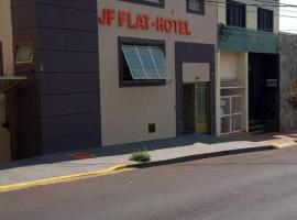 JF Flat - Hotel, hotel near University of São Paulo, Ribeirão Preto