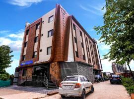 FabHotel Taj Pearl, hotel en Agra